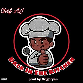 Back in the Kitchen