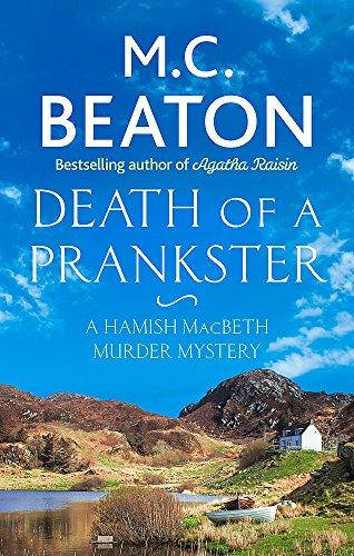Death of a Prankster (Hamish Macbeth) 147212412X Book Cover