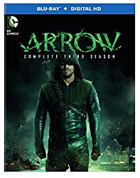arrow season 3 dvd cover