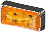 Optronics MCL91AK Amber Sealed LED Marker/Clearance Light