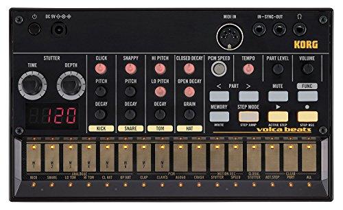 4. Korg Volca Beats Analog Rhythm Machine