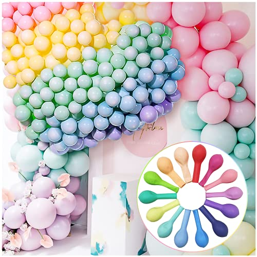 Pastell Luftballons 100 Stück, 10