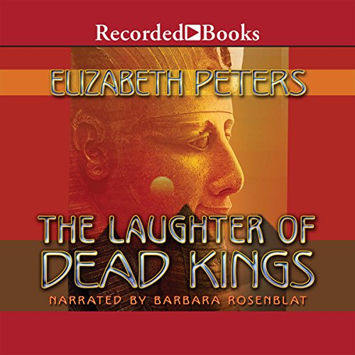 Laughter of Dead Kings audiobook cover art