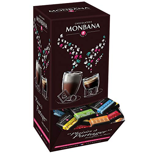 commercial petit chocolat noir puissant