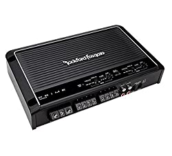 Rockford Fosgate R250X4 - Best Amplifiers For Car