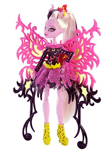Mattel Monster High CCM47 - Fatale Fusion Hybrid Bonita Femur, Puppe