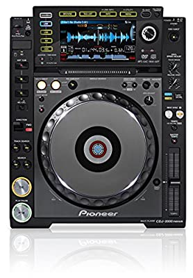 Pioneer CDJ-2000 CD player