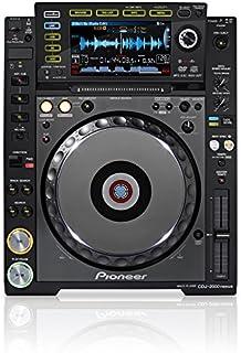 Pioneer CDJ-2000NXS mezclador DJ - Mezclador para DJ (115 Db, 24 Bit, 48 kHz, 0,0018%, 6.1, 37W) Negro
