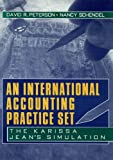 An International Accounting Practice Set: The Karissa Jean's Simulation (English Edition)