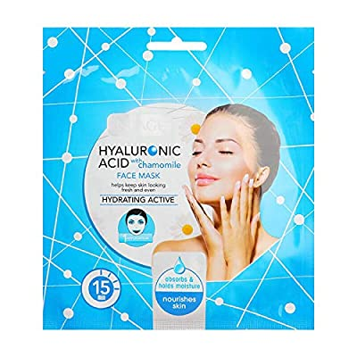 Nuage Hyaluronic Acid With Chamomile Face Mask 1 Treatment by Nuage