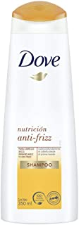 DOVE Shampoo Nutrición Anti-Frizz 350ml