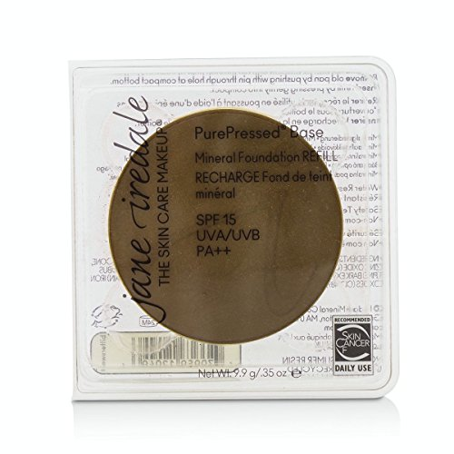 Jane Iredale–PurePressed Base Mineral Foundation Refill SPF 15–Bittersweet 9.9G/0.35oz