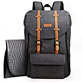 HapTim Travel Baby Diaper Bag Backpack, Large Capacity Double Deck DesignEasy Organize Comfortable