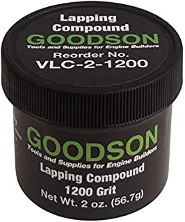 1 oz Wheeler  395155  Replacement 600 Grit Lapping Compound Jar