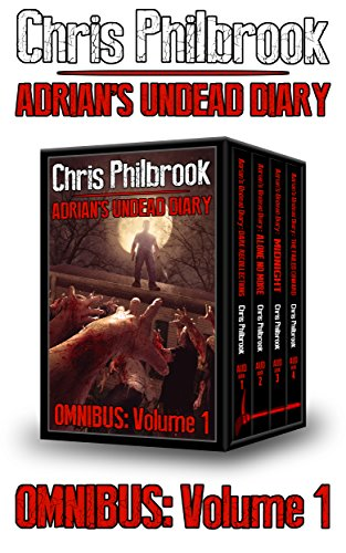 The Adrian's Undead Diary Omnibus by Chris Philbrook ebook deal