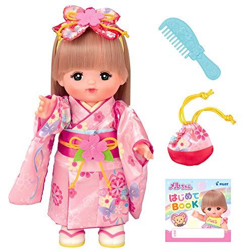 メルちゃん お人形セット おかっぱヘアメルちゃん ふりそでセット