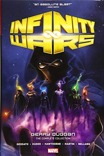 Compare Textbook Prices for Infinity Wars by Gerry Duggan: The Complete Collection  ISBN 9781302914967 by Duggan, Gerry,Deodato, Mike,Allred, Mike,Kuder, Aaron,Hawthorne, Mike