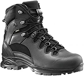 Haix Mission Military Tac. Boot, Black