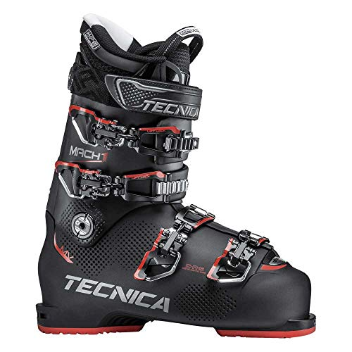 TECNICA Herren MACH1 MV 100 Skischuhe schwarz 27.5