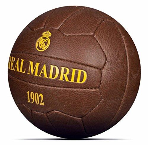 Real Madrid C.F. Balon HISTORICO Real Madrid: Amazon.es: Deportes ...