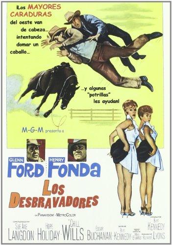 Los Desbravadores (The Rounders) [Spanien Import]