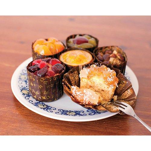 ホシフルーツ (HOSHI FRUITS) フレンチ カップケーキ 6個