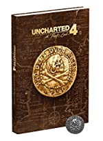 Uncharted 4 - A Thief's End Collector's Edition Strategy Guide de Prima Games