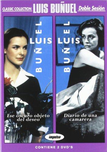 Ese Oscuro Objeto Del Deseo/Diario Cama [DVD]
