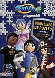 Super 4 - Gran libro de puzles (Literatura Infantil (6-11 Años) - Super 4)