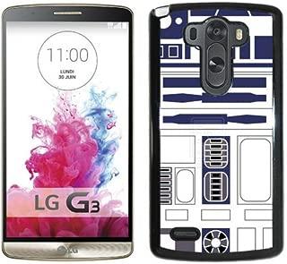 LG G3 Case,R2D2 Minimalist LG G3 Screen Shell Case,Luxury Cover