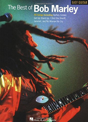 The Best Of Bob Marley -For Easy Guitar-: Noten für Gitarre (Gesang) (GUITARE)