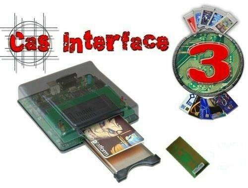 CAS Interface III Plus