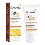 Acorelle Crema Facial Color Apricot Spf 50 50Ml. 50 ml