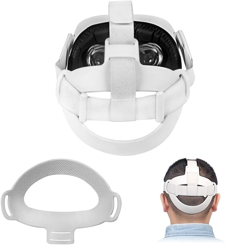 HIJIAO 2020 New Designed Silicone Cover for Oculus Quest 2