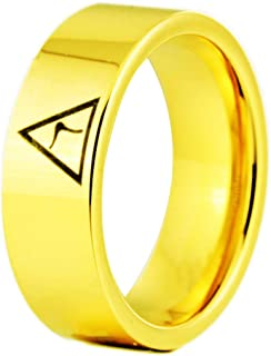 scottish rite masonic rings