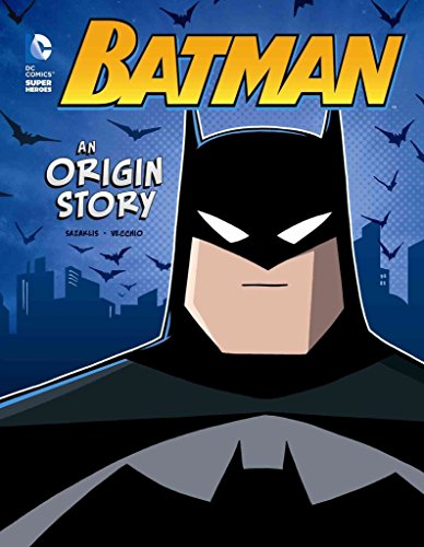 [(Batman : An Origin Story)] [By (author) John Sazaklis ] published on (March, 2015)