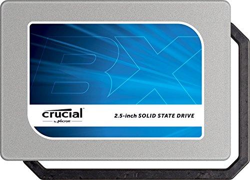 Crucial CT512MX100SSD1 interne SSD 512GB (6,4 cm (2,5 Zoll) SATA III)