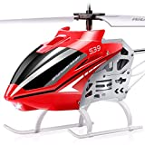 SYMA RC Helicopter, S39 Aircraft with 3.5 Channel,Bigger Size, Sturdy Alloy Material, Gyro...