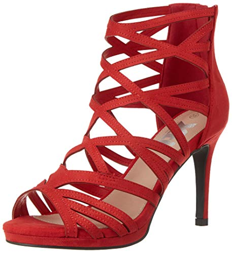 XTI 35186.0, Zapatos tacón Punta Abierta