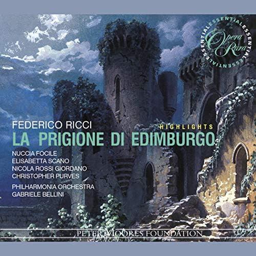 Nuccia Focile, Elisabetta Scano, Nicola Rossi Giordano, Christopher Purves, Philharmonia Orchestra & Gabriele Bellini