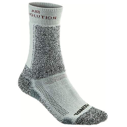 Meindl Air Revolution Socken, grau, 36 bis 39