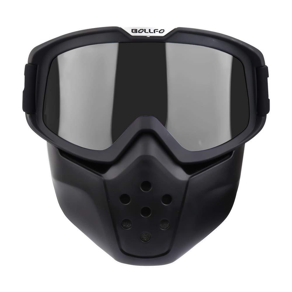 Carperipher Motorcycle Detachable Protection Anti Glare