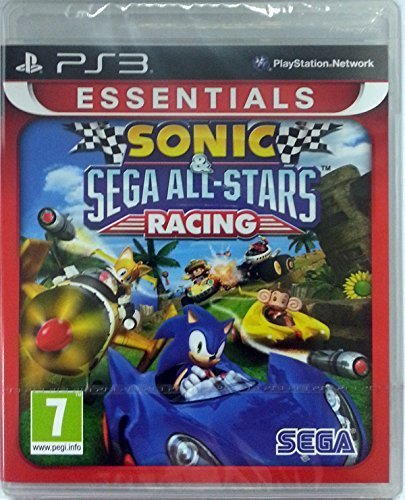 Sonic and Sega All-Stars Racing Essentials (Playstation 3) UK IMPORT