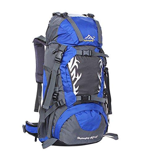 systèmes alpinisme sac à bandoulière de suspension extérieure portant un camping en plein air grand sac à bandoulière sac de Voyage de capacité