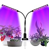 LED Plant Grow Light, IR & UV Light 96 LEDs Grow Lights