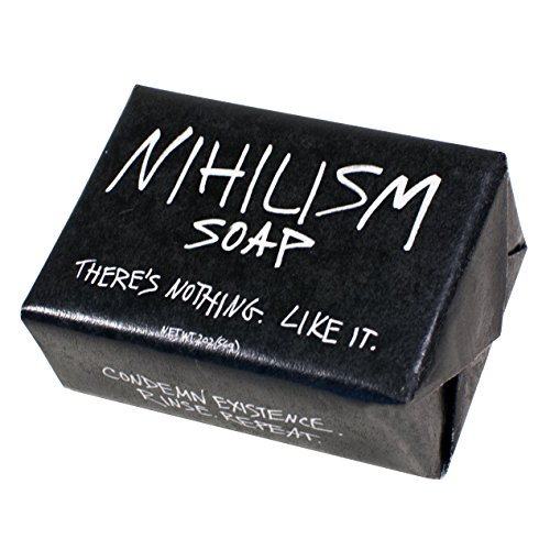 Nihilism Soap - 1 Mini Bar of Soap - Made in The USA