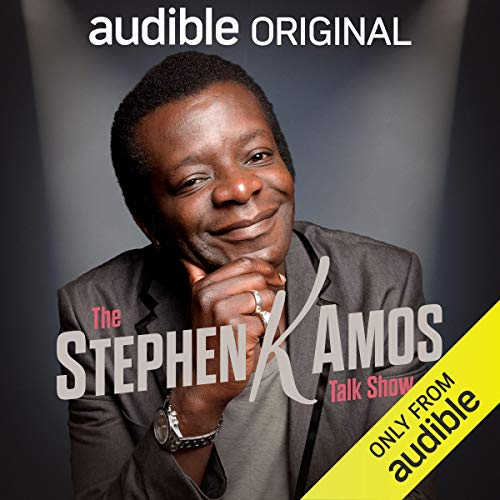 The Stephen K Amos Talk Show (Series 1) cover art