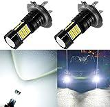 Best H7 Bulbs - AUXLIGHT H7 LED Fog Light DRL Bulbs, 2400 Review