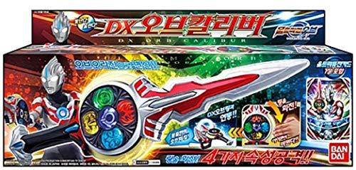 Bandai Korea Ultraman Orb DX Orb Calibur with 1 Card