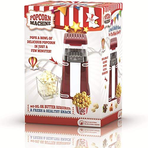 Gadgy – Heißluft – Popcornmaschine - 9